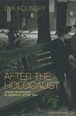 Divided By the Holocaust: Jews and Germans After 1945