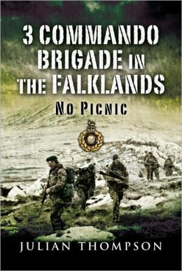 3 Commando Brigade in the Falklands