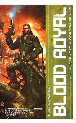 Blood Royal (Necromunda Series)