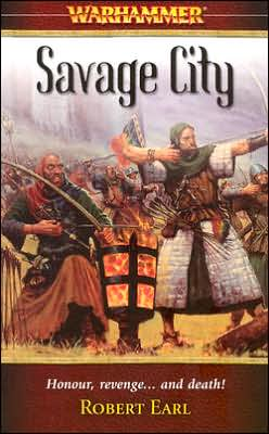 Savage City (Adventures of Florin And Lorenzo Series)