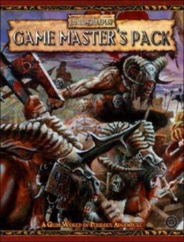 Warhammer Fantasy Roleplay: Games Master Pack