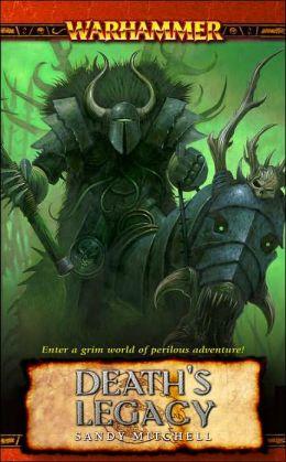 Death's Legacy (Blood on the Reik Series)