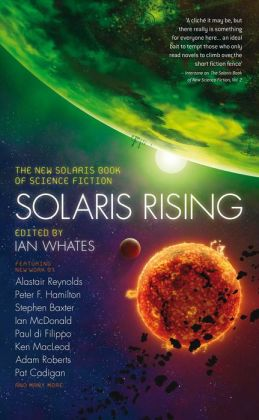 Solaris Book of New Science Fiction