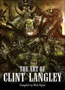 Art of Clint Langley