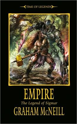 Empire (Time of Legends Series)