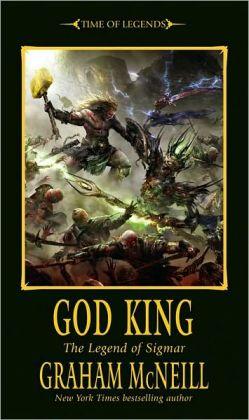 God King (Time of Legends Series)