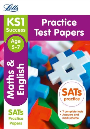 Letts KS1 Revision Success - New 2014 Curriculum Edition- KS1 Maths and English: Practice Test Papers
