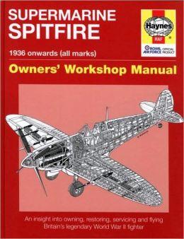 Supermarine Spitfire: 1936 onwards (all marks)