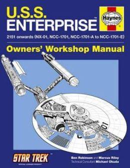 U. S. S. Enterprise Manual