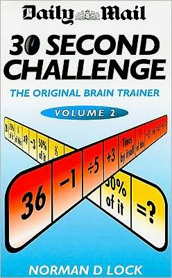 Daily Mail 30 Second Challenge: The Original Brain Trainer Volume 2