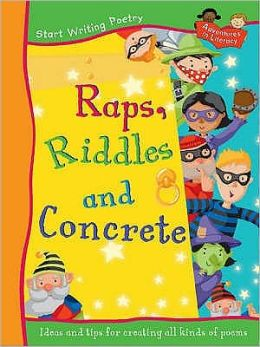 Raps, Riddles and Concrete Years 3/4