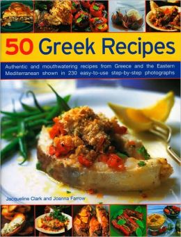 50 Greek Recipes