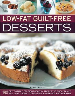 Low-Fat Guilt-Free Desserts