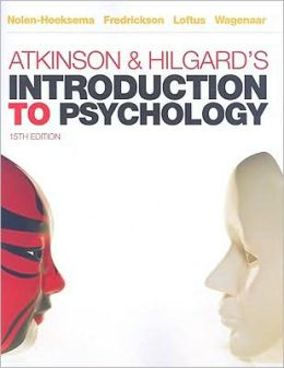 Atkinson and Hilgard's Intro to Psychology