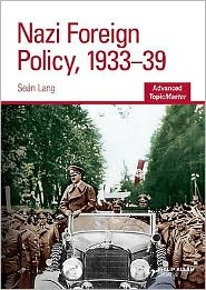 Nazi Foreign Policy, 1933-39