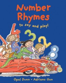 Number Rhymes to Say and Play!