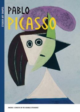 Sticker Art Shapes: Pablo Picasso