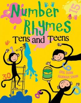 Number Rhymes Tens and Teens