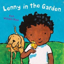 Lenny in the Garden