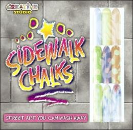 Creative Studio Sidewalk Chalks