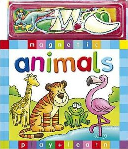 Animals: Magnetic Play & Learn