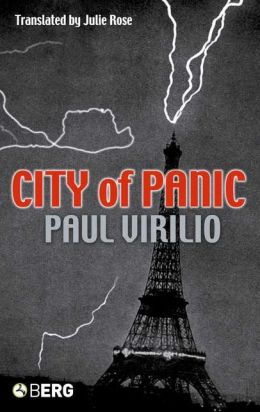 City of Panic (Culture Machine Series)