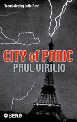 City of Panic (Culture Machine Series)