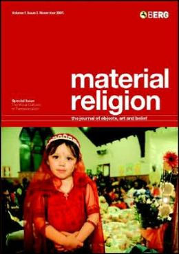 Material Religion: The Journal of Objects, Art and Belief