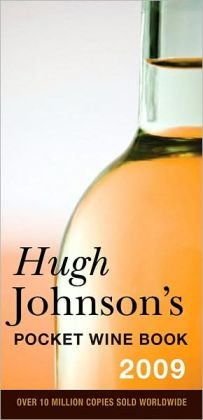 Hugh Johnson's Pocket Wine Book 2009