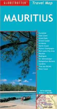 GT Map Mauritius 5th Ed