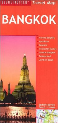 Bangkok Travel Map