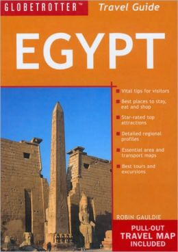 Globetrotter Egypt Travel Pack [With Pull-Out Travel Map]