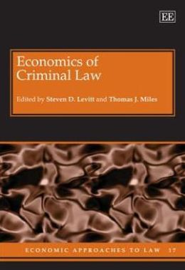 Economics of Criminal Law