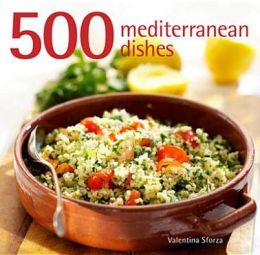 500 Mediterranean Dishes