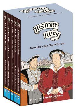 History Lives Box Set: Chronicles of the Church