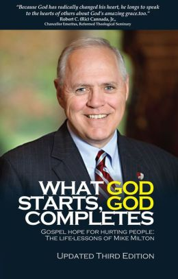 What God Starts God Completes PB: Updated Third Edition
