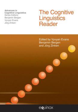 The Cognitive Linguistics Reader