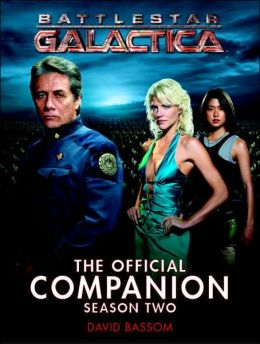 Battlestar Galactica: The Official Companion Season