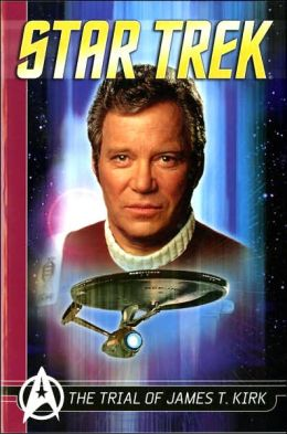 Star Trek Comics Classics - The Trial of James T. Kirk