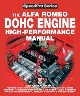 Alfa Romeo DOHC Engine High-Performance Manual
