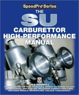 SU Carburettor High-Performance Manual