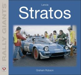 Lancia Stratos: Rally Giants