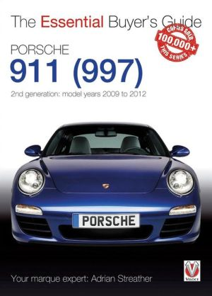 Porsche 911 (997): Second generation models 2009 to 2012