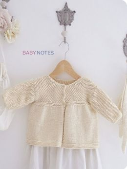 Easy Baby Knits Notebook