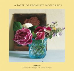 Flavours of Provence Square Notecards