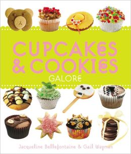 Cupcakes and Cookies Galore