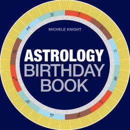 Astrology Birthday Book