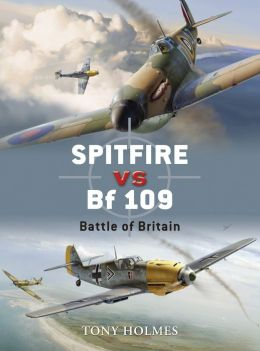 Spitfire vs Bf 109: Battle of Britain