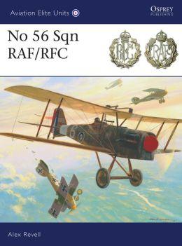 No 56 Sqn RAF/RFC