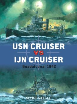 USN Cruiser vs IJN Cruiser: Guadacanal 1942